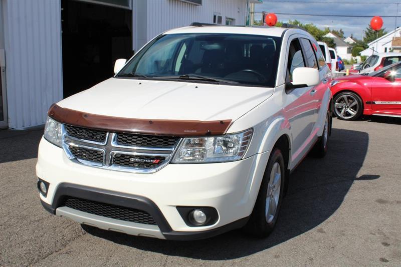 Dodge Journey 2012 SXT+7 PASSAGERS #M0106