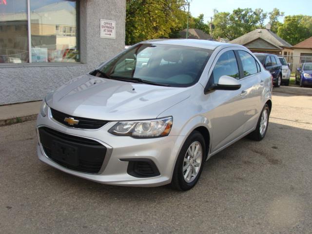 2017 Chevrolet Sonic L T  #1793