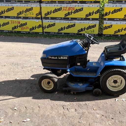 NEW HOLLAND LS35 2006