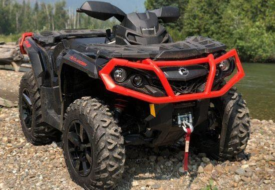 Can-am Outlander 850 2020