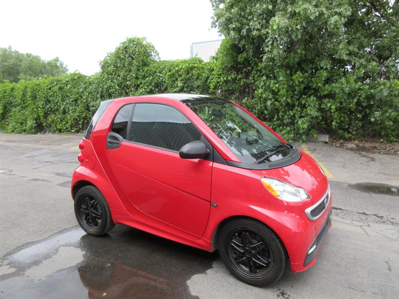 Smart fortwo 2015 2dr Cpe #19432