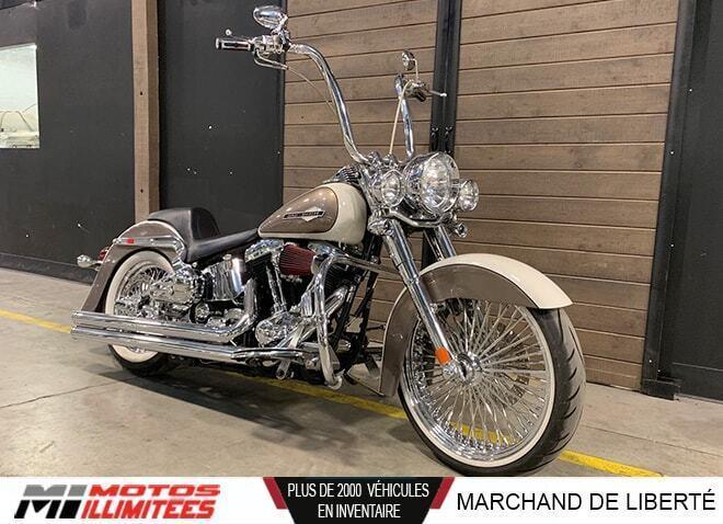 1988 Harley Davidson Heritage Softail Classic
