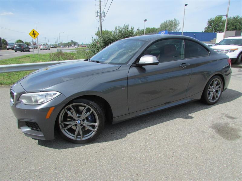 BMW 2 Series 2014 M235i RWD NAVI TOIT OUVRANT!!! #4677