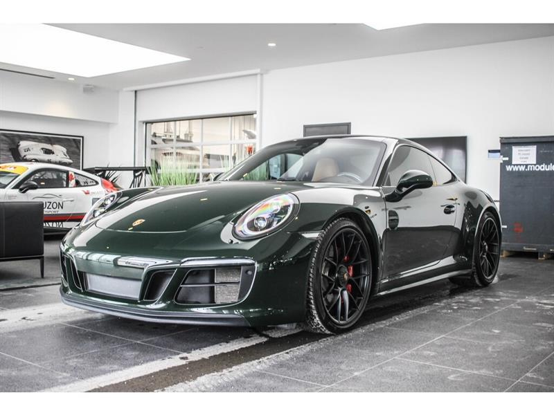2018 Porsche 911