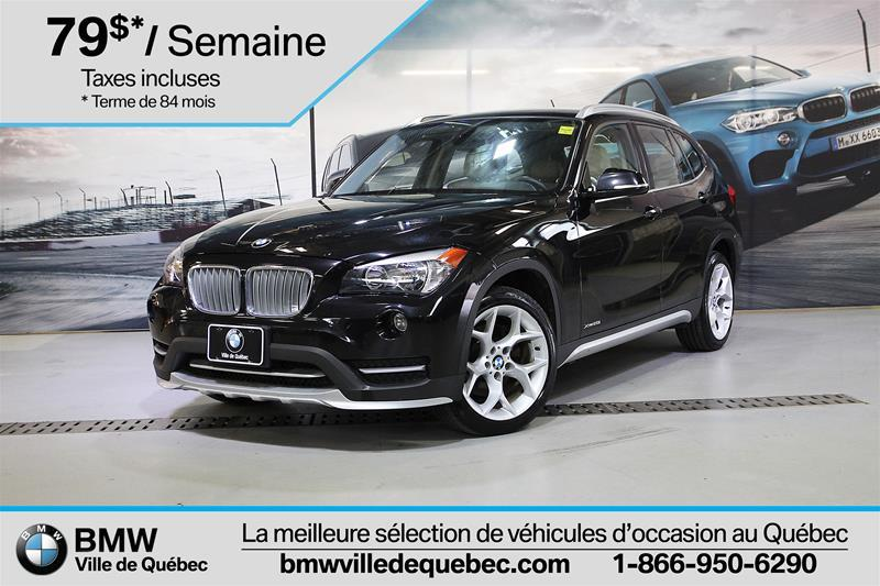 BMW X1 2015 xDrive28i #U5610
