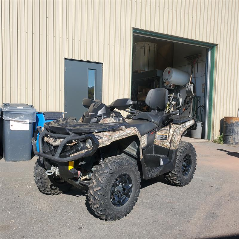 Can-am OUTLANDER MAX 650 XT 2015