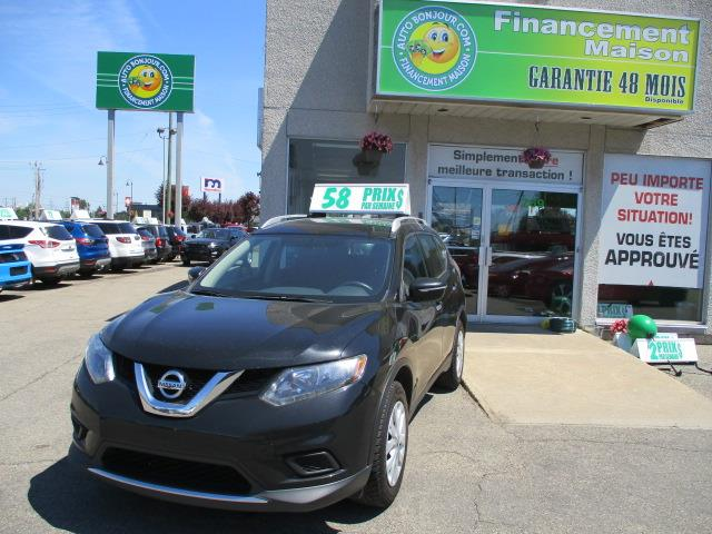 2015 Nissan Rogue AWD 4dr #19-190
