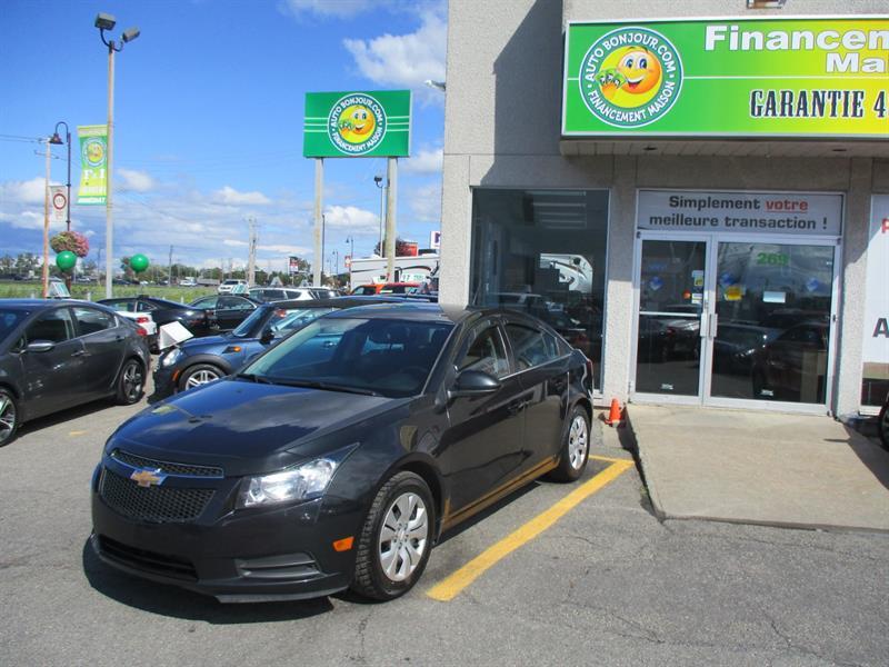 Chevrolet Cruze 2014 4dr Sdn 1LT #19-195