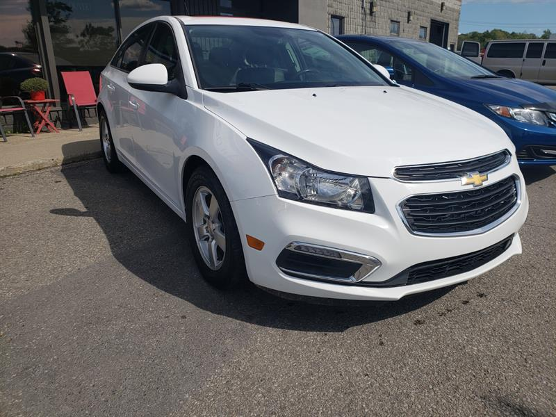 Chevrolet Cruze 2015 LT TURBO #F7287544