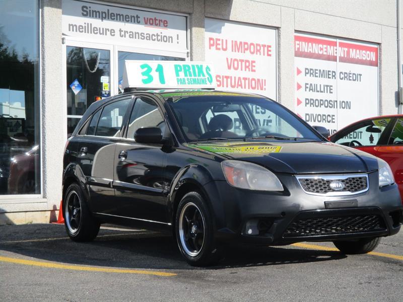 Kia Rio 2010 5dr HB Rio5 EX #19-192