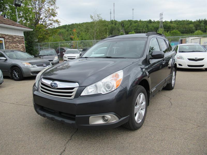 Subaru Outback 2012 2.5i Limited #19-349