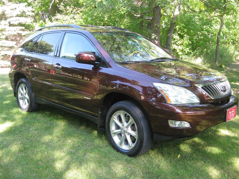 2008 Lexus RX350 AWD....Touring 2 Owners #P  3517
