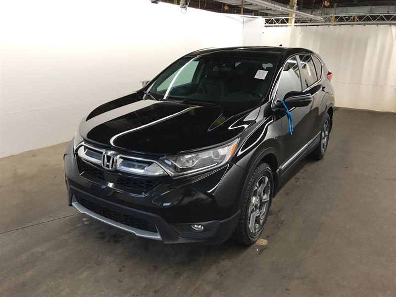 2018 Honda CR-V EX-L *AWD/B.tooth/Htd Lthr/Roof/Back.Cam #24084