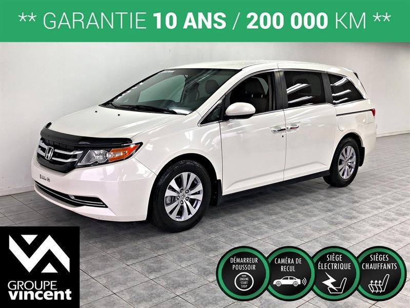 Honda Odyssey 2017 EX ** GARANTIE 10 ANS ** #A0660S
