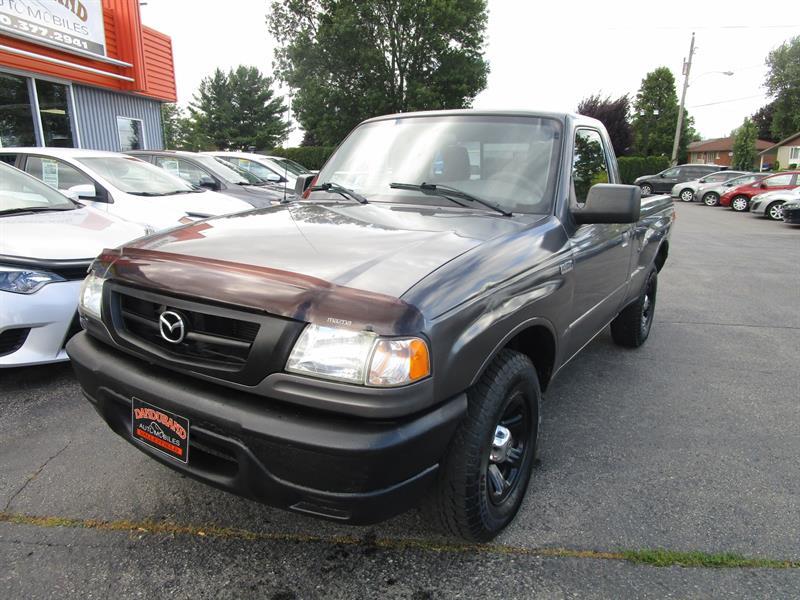 Mazda B-Series Pickup 2010 2WD Reg Cab 2.3L SX #2370b