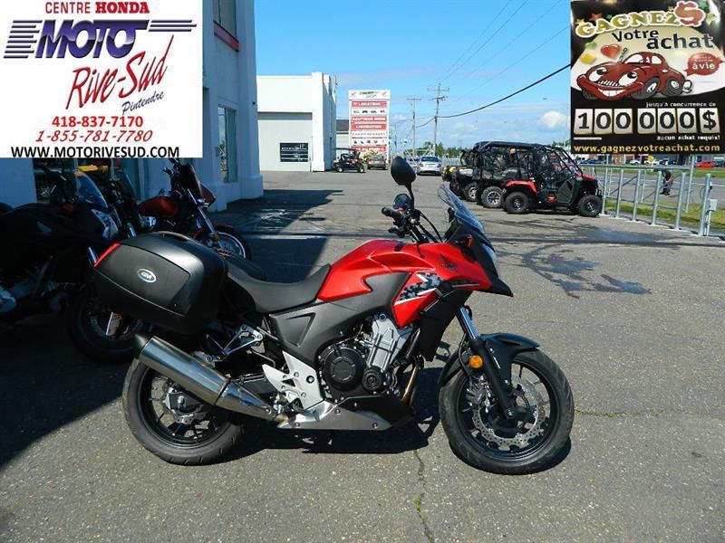 Honda CB 500 XA 2014