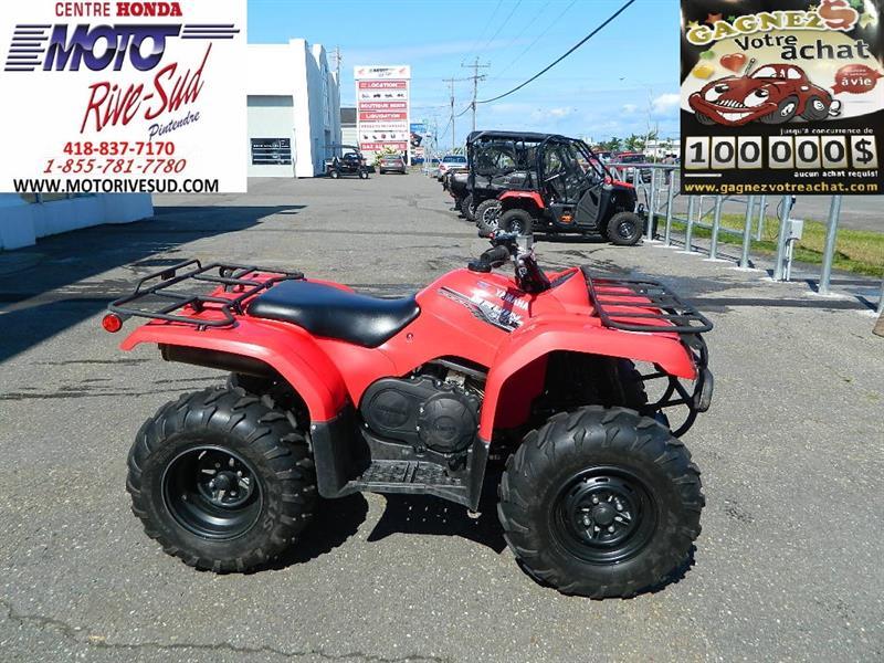 Yamaha Bruin 350 2014