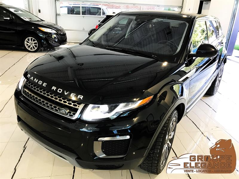 2016 Land Rover Range Rover Evoque 5dr HB HSE GLASS PANO ROOF,360 CAMERA,NAV,