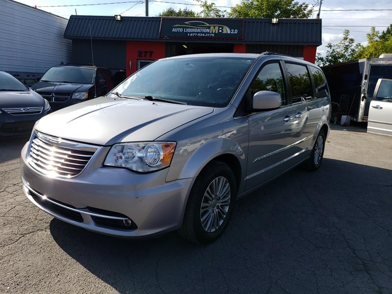 Chrysler Town - Country 2014 4dr Wgn Touring w-Leather #428