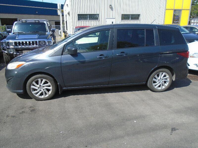 Mazda MAZDA5 2012 6 PASSAGER #118976