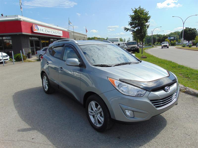 2011 Hyundai Tucson GLS #BU228024