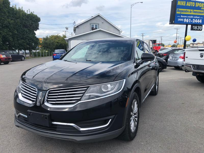 Lincoln MKX 2016 AWD 4dr Select