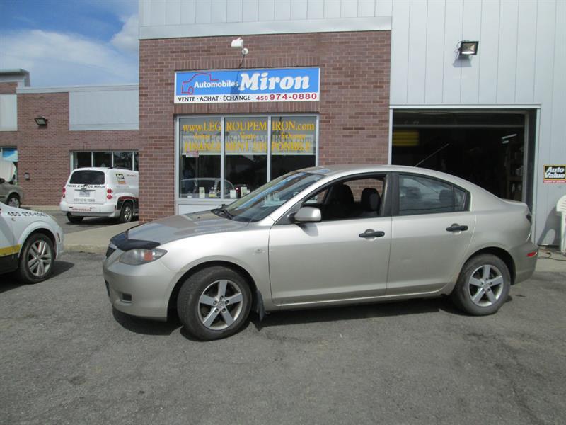 2007 Mazda Mazda3 4dr Sdn #500919