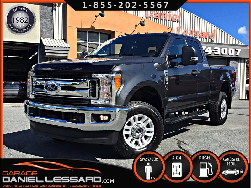 Ford Super Duty F-250 2019 POWER STROKE 6.7 L, XLT, 4 X 4, BAS KM, MAG 16 P  #99561