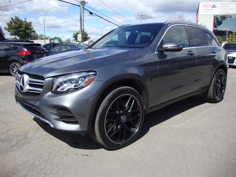 2019 Mercedes-Benz GLC GLC 300 4MATIC AMG 21MAGS #S00008