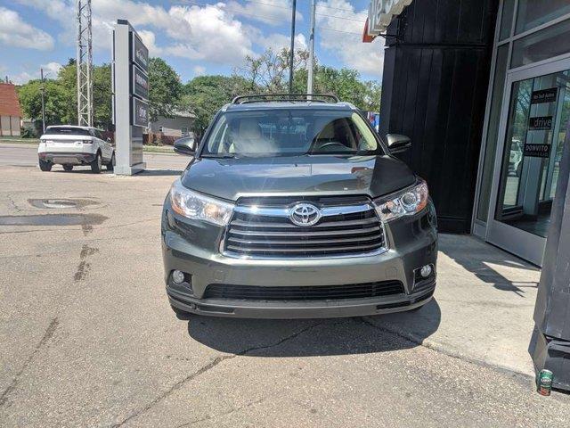 2014 Toyota Highlander XLE #14TH32926