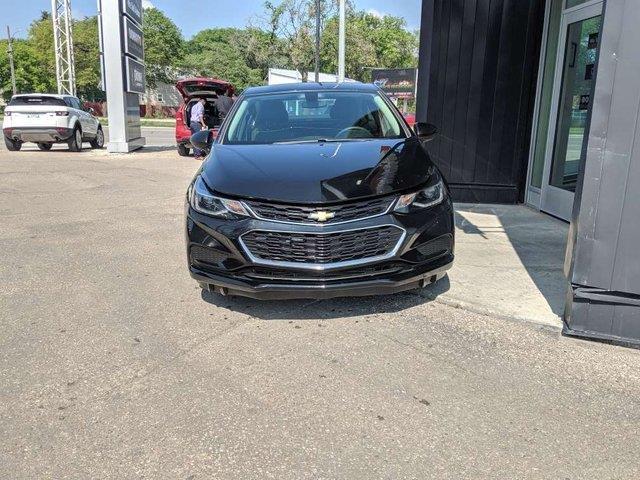 2017 Chevrolet Cruze LT #16JR61472A