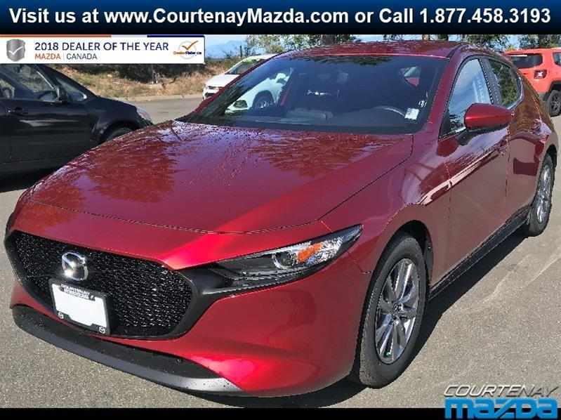2019 Mazda 3 Sport GX at #19MZ37557-NEW