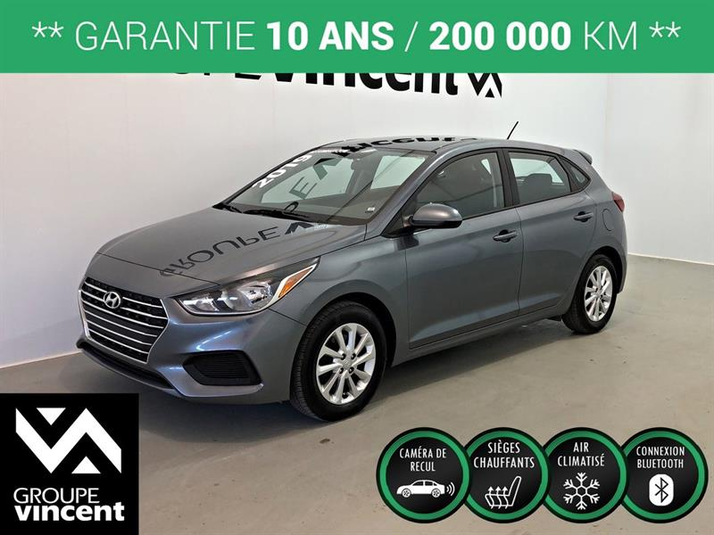 Hyundai Accent 2019 PREFERRED ** GARANTIE 10 ANS ** #7579AT- V Tommy