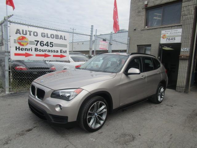 BMW X1 2014 AWD xDrive28i Sport Cuir, Mags, Toit Panoramique #19-1317