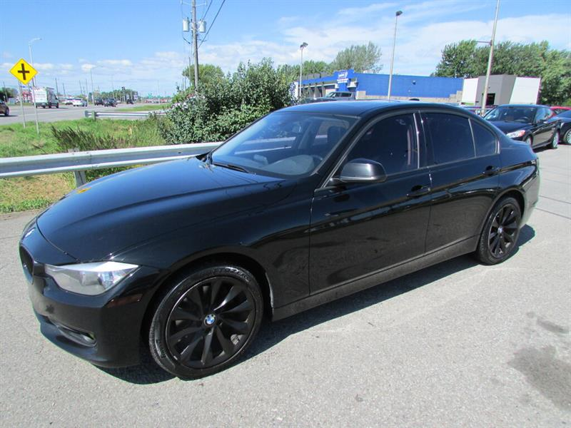 BMW 3 Series 2013 320i xDrive A/C BLUETOOTH TOIT OUVRANT!!! #4778