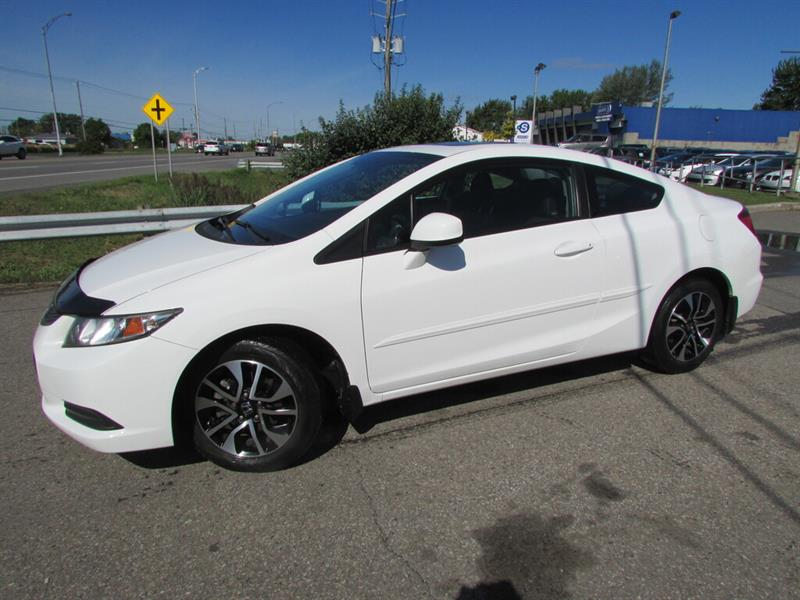 Honda Civic Coupe 2013 Coupe LX BLUETOOTH TOIT OUVRANT!!! #4771