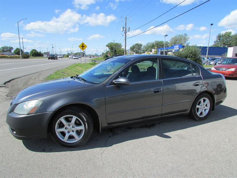 Nissan Altima 2006 2.5 S CRUISE MAGS GR ELECTRIQUE!!! #4552