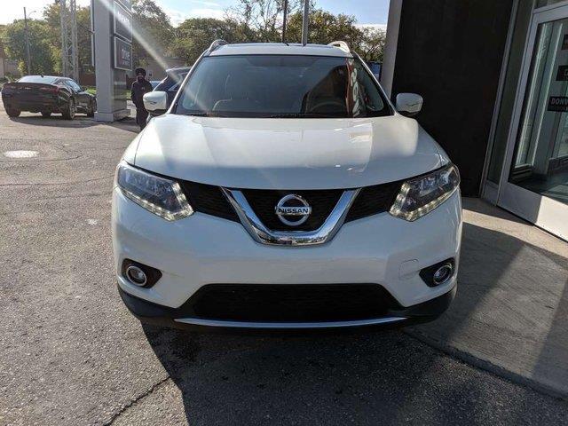 2014 Nissan Rogue SL #14NR29754