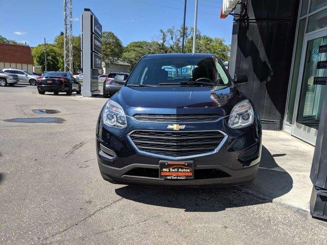 2017 Chevrolet Equinox LS #18GY78929AA