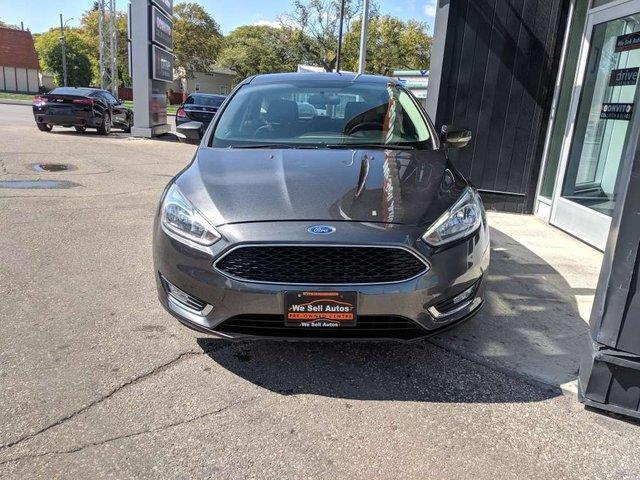 2016 Ford FOCUS Titanium #17JC97518A