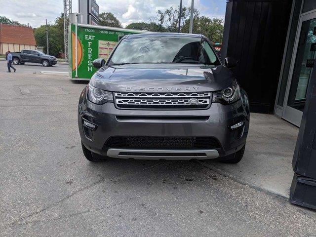 2016 Land Rover Discovery Sport HSE #16LD74003