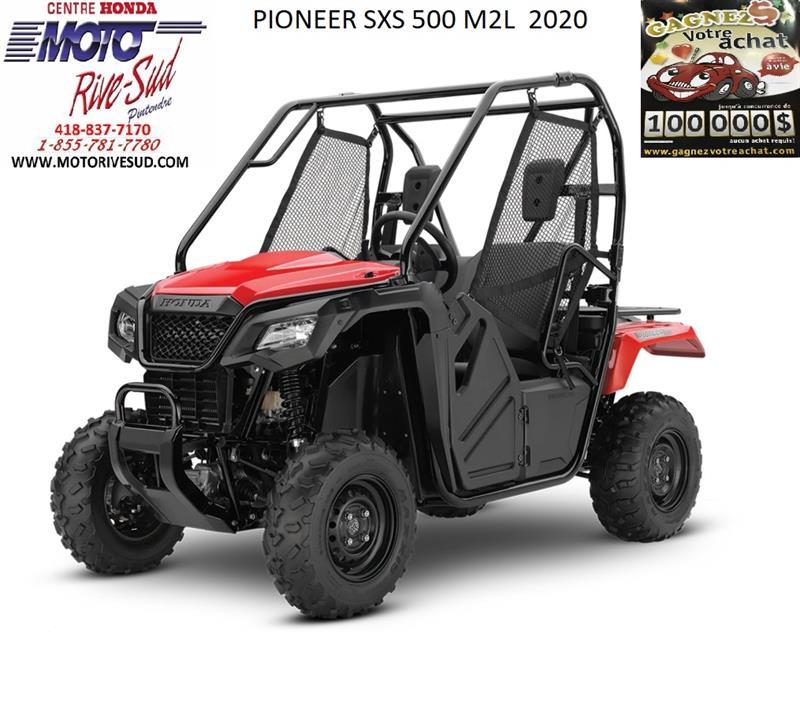 Honda Pioneer 500 2020