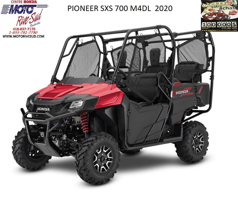 Honda Pioneer 700 2020