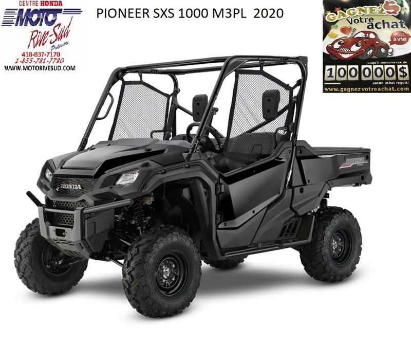 Honda Pioneer 1000 2020