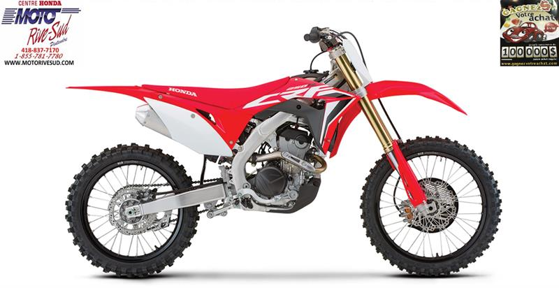 Honda CRF 250 R 2020 MOTO