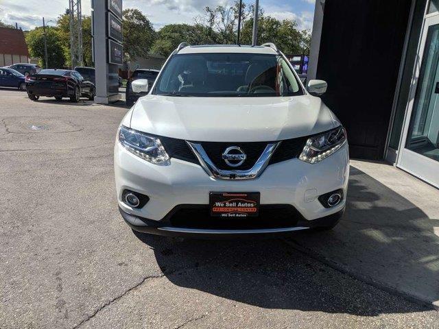 2015 Nissan Rogue SL #15NR03498
