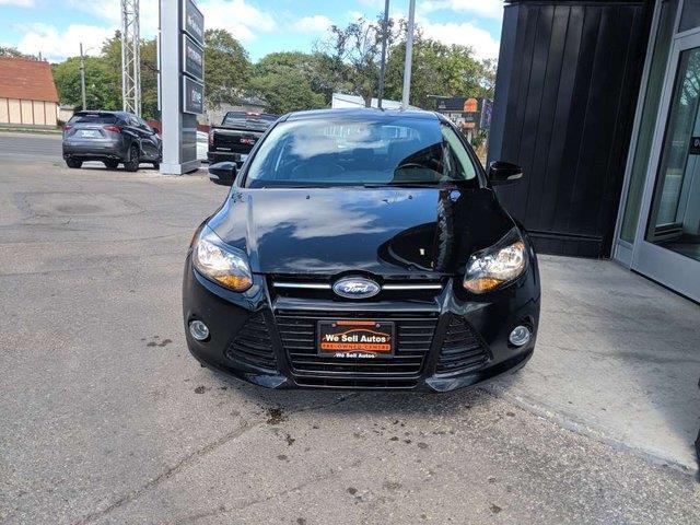 2014 Ford FOCUS Titanium #19KO76063A
