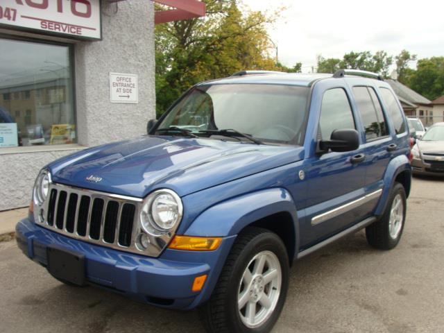2005 Jeep Liberty L T D  #1768