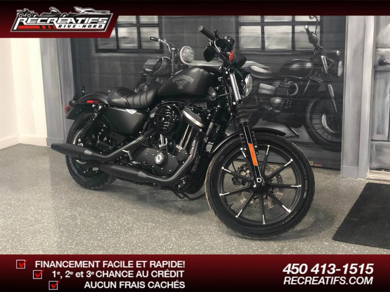 Harley Davidson Sportster XL883 2017