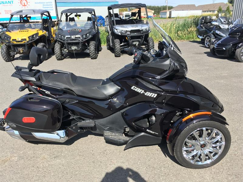 Can-am SPYDER ST-LTD 2013